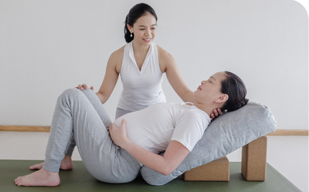 100H Prenatal and Postpartum Yoga Teacher Training Program