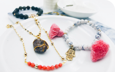 Gemstone Jewelry Crafting Workshop